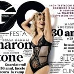 Sharon Stone sempre atraente aos 56 anos