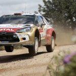 Sebastien Ogier Rally de Portugal 2014